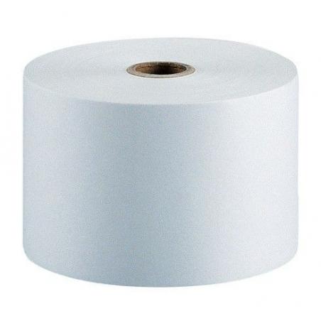 6011A3 Rollo Blanco Doble Hoja Ancho 20cm Buje de 7,6cm