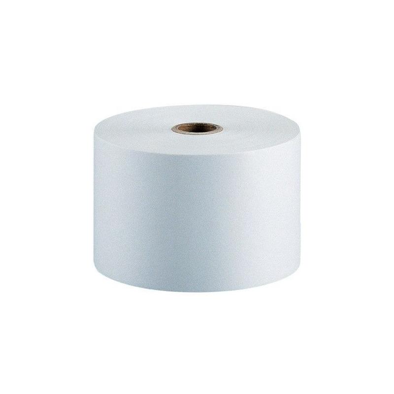 6011A4 Rollo Blanco Doble Hoja Ancho 20cm Buje de 7,6cm