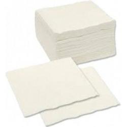 80320 Servilleta Blanca Virgen 30cm x 30cm en Caja de 320u