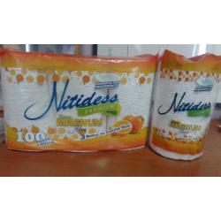 8300PN            Rollo de Cocina Nitidess Blanco PREMIUM - 300 Hojas x 8u