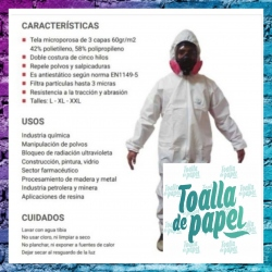 Mameluco Impermeable...